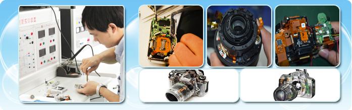 交航数码相机维修培训