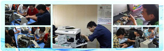 上海打印机维修培训