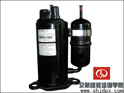 变频空调压缩机的介绍 变频压缩机工作原理高清图片