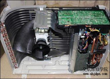 直流风扇电机的工作原理和引线作用介绍,直流风扇电机的工作原理和图片