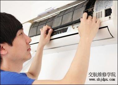 变频空调发光二极管开路损坏怎么办?